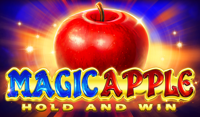 Magic Apple Hold and Win