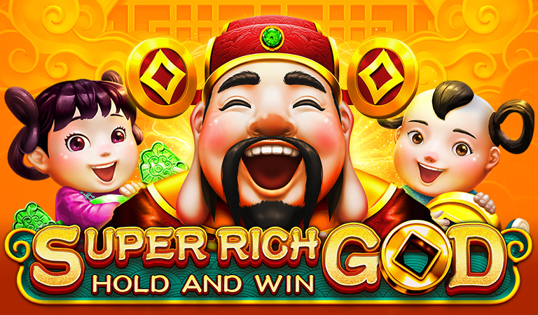 Super Rich God Hold and Win