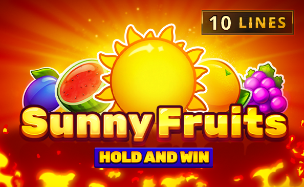Sunny Fruits Hold And Win