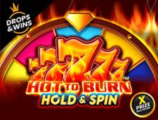 Hot to Burn Hold and Spin