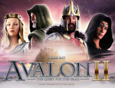 Avalon II   Quest For The Grail